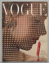 Vogue Magazine - 1949 - August